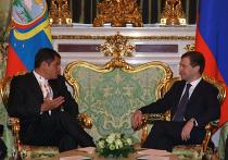 Дмитрий Медведев встретился с президентом Эквадора