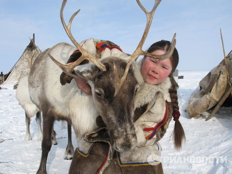 Перепись населения в труднодоступных районах Ямала
