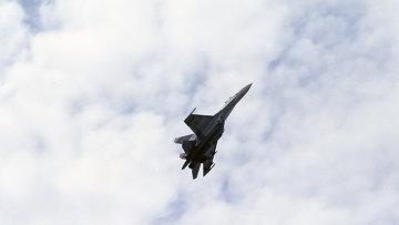 Самолет-истребитель МиГ-29