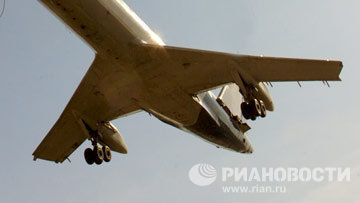 Cамолет Ту-134