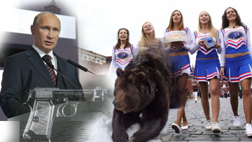 Путин, Медведев и оппозиция