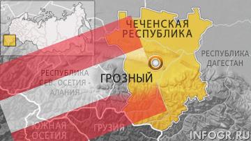 Австрия и Чечня