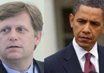 Обама и Макфол