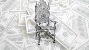 Кресло и деньги