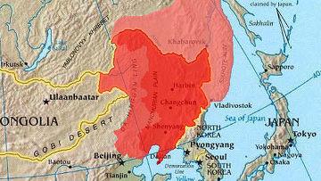 Маньчжурия Китай