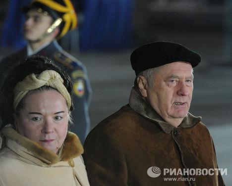Открытие исторической сцены Большого театра