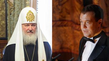 Патриарх и президент