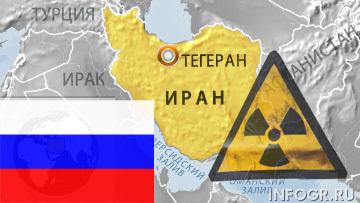 Россия и Иран