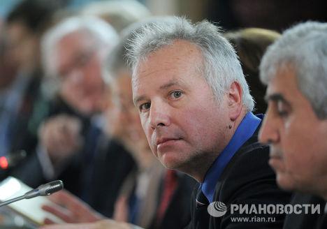 Директор программы Россия-Евразия Немецкого совета по международным отношениям Александр Рар