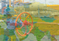 Газопровод в странах