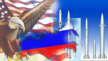 Ракеты США и Россия