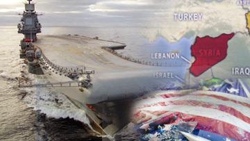 Россия, Сирия и США