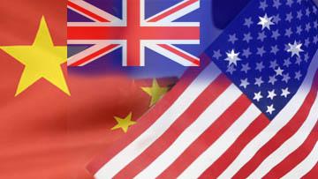 Шотландия, США и Китай