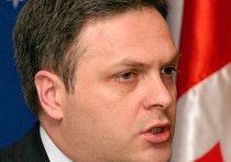 Министр внутренних дел Грузии Георгий Барамидзе. Архив