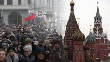 Кремль и митинги