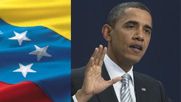 Обама и Венесуэла