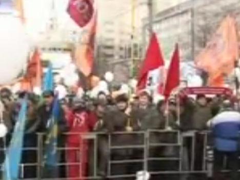 Взгляд на российские протесты из Белоруссии