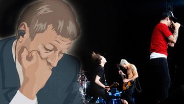 Роман Абрамович и Red Hot Chili Peppers