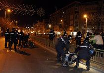 Беспорядки в Бухаресте