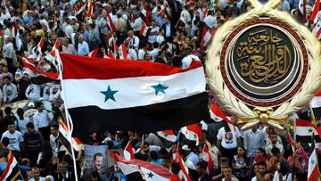 ЛАГ и Сирия