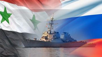 Корабли России в Сирии
