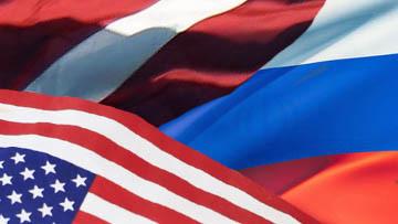 Латвия, США и Россия