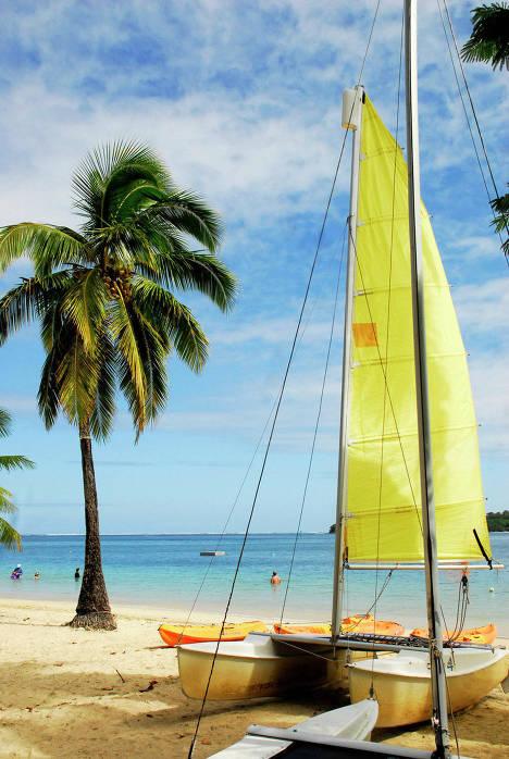 Путешествие на Фиджи