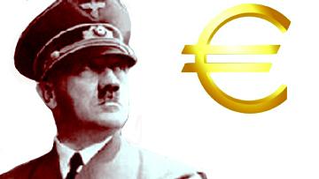 Гитлер и евро