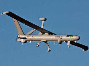 Беспилотный летательный аппарат Hermes 450