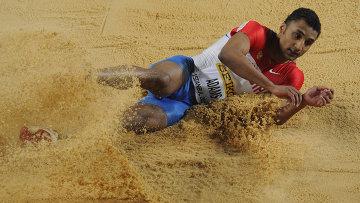 Легкая атлетика. Чемпионат мира. Второй день