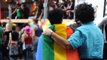 Уголовное преследование гомосексуалистов в сша