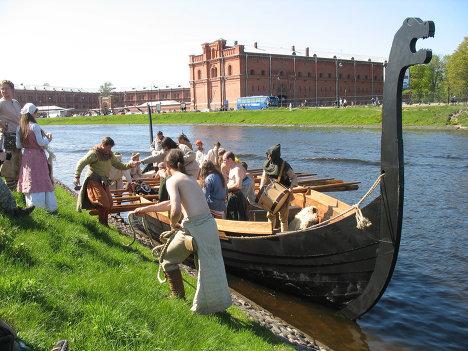 Фестиваль «Легенды норвежских викингов»