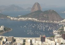 Набережные в Рио-де-Жанейро