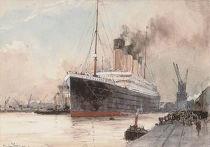"""""""Титаник"""" в искусстве"""