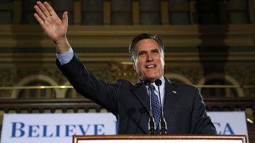 Митт Ромни победил на праймериз в столице США Вашингтоне и штате Висконсин