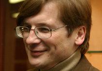 Писатель Олег Зайончковский