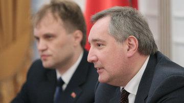 Рабочий визит заместителя Дмитрия Рогозина в Молдавию