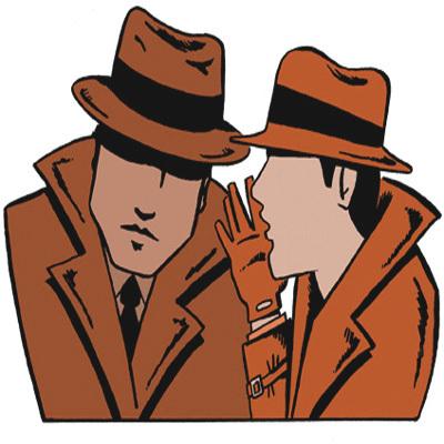 Шпионы