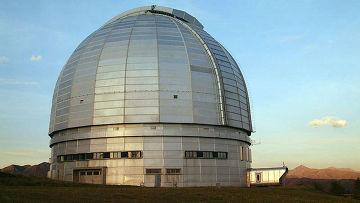 Большой Телескоп Альт-Азимутальный