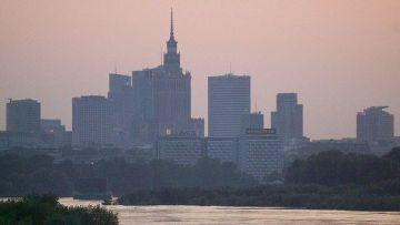 Наводнение в Варшаве