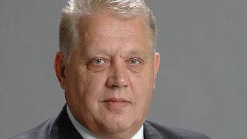 Латвийский политик Андрис Берзиньш