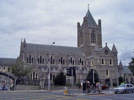 Cобор святой троицы в Дублине