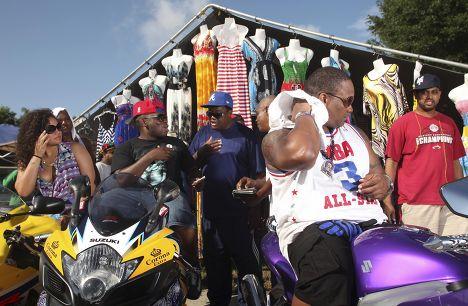 Афроамериканские байкеры