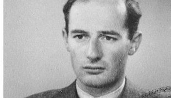 Рауль Валленберг. Фотография из паспорта, сделанная в июне 1944 года