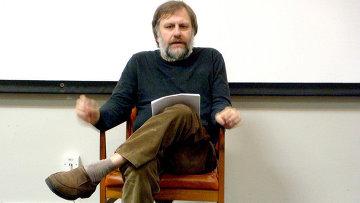 Философ Славой Жижек