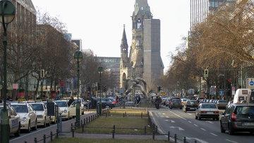 Одна из самых известных улица Берлина Курфюрстендам
