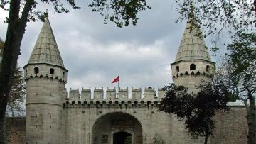 Дворец Топкапы в Турции