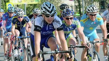 Велосипедисты в Воронеже проведут генеральную репетицию перед ОИ-2012