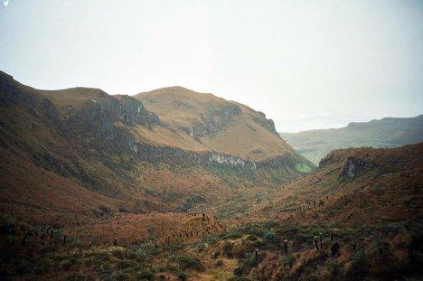 Вулкан Невадо дель Руис