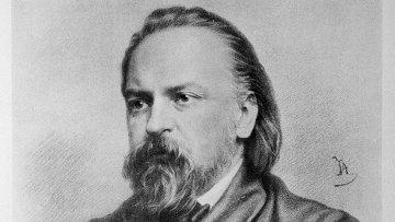 Писатель, философ и публицист Александр Герцен